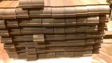 Gootklossen hout